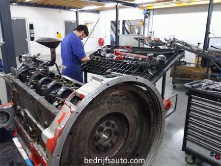 personen auto ombouwen naar elektrische motor