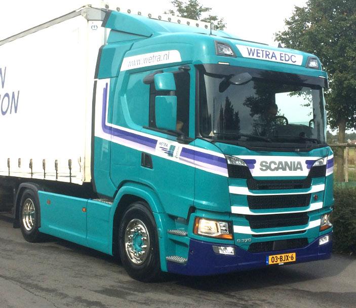 Scania G-series Trekkers
